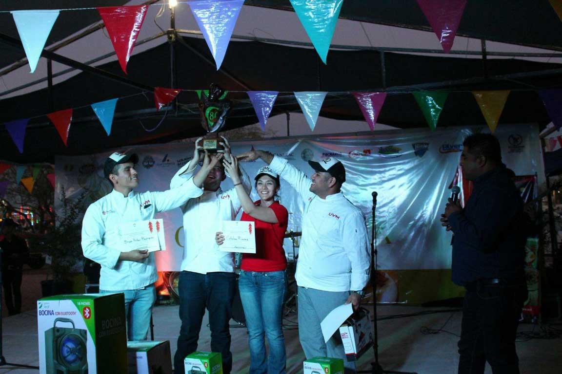 Resultado de imagen para Premian a ganadores de Tercera Muestra Gastronómica de San Pedro